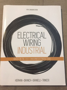Electrical Wiring Industrial with full prints/stencil