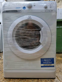 Indesit 7kg Washing Machine*FREE DELIVERY & CONNECTION*3 MONTHS WNTY*