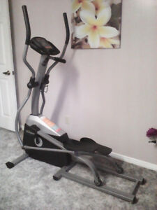 Tempo Fitness Elliptical - Programmable