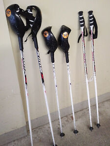 SWIX Kids Race Ski Poles with Cups Available