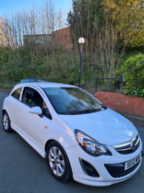 image for Vauxhall corsa eco flex 12 plate £30 tax 55k