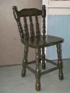 4 EXCELLENT CHAIRS