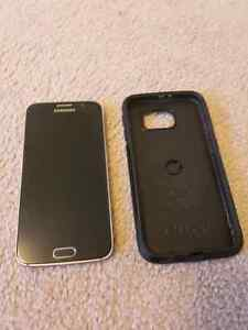 Samsung Galaxy s6 like New with Otterbox Case!