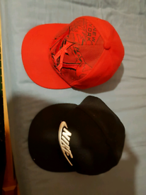 Nike and Red Cap