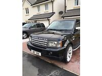 RANGE ROVER SPORT SUPERCHARGER V8 4.2 Reduced