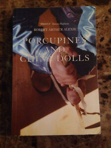 PORCUPINES AND CHINA DOLLS- BARELY USED