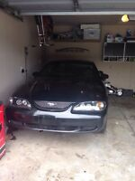 1997 mustang coupe
