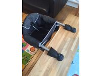 Chicco baby table high chair