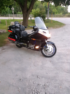 2000 Honda Goldwing Aspencade GL Anniversary Edition