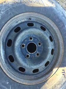 "17"" Dodge ram steel wheels 5 x 139.7"