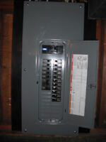 Panel change, Panel upgrade, EV charger , Electrical services