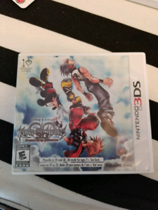 Nintendo 3DS Kingdom Hearts 3D Dream Drop Distance