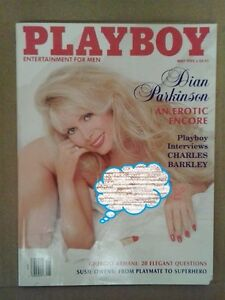 1993 May issue of Playboy