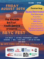 Rayside Balfour Youth Center Fest