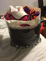 Big Bag of Girls Size 5-7 clothes