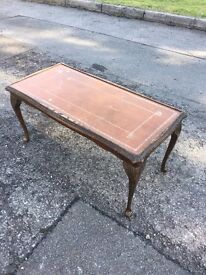 SHABBY CHIC PROJECT TABLE COFFEE TABLE