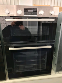 Brand New Bosch MBS133BR0B Built-In Double Oven, Stainless Steel