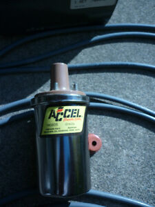 SPARK PLUG WIRE V8 & ACCEL COIL