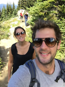 English couple looking for room to rent in Banff/Canmore