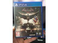Batman Arkhangelsk knight ps4 £20