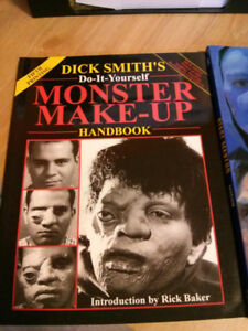 Dick Smith's do-it-yourself Monster Makeup - Book