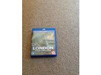 London has fallen DVD blu-ray