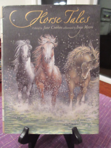 Beautiful Book  Horse Tales Gorgeous illustrations by Inga Moore