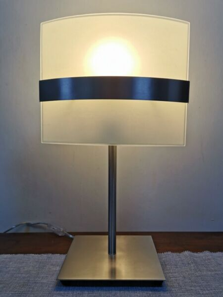 Table Lamp- Philips myLiving Glass Shade QDG301