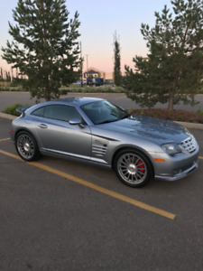 Chrysler Crossfire SRT6 sports car for sale
