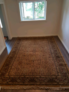 9 x 11 Indian Area Rug