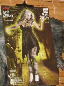 Night Zombie Halloween Costume