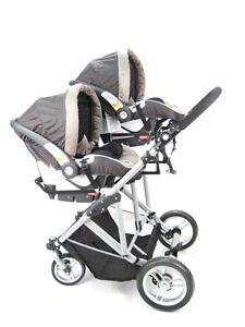 StrollAir Twin Double, Single Baby Strollers Huge Warehouse Sale London Ontario image 3