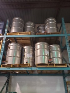205 L. Stainless Steel Drums