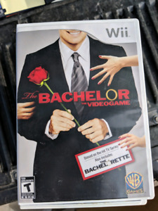 The Bachelor the video game for Wii