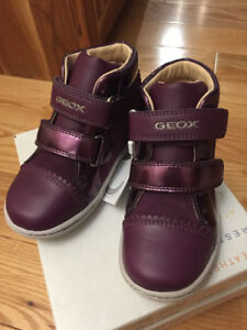 GEOX boots girl size 27EU /10 US NEW