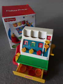 Fisher Price Cash Register for ages 2 - 6