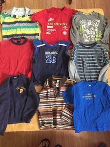 Size 5 boy shirts