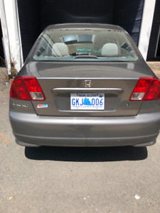 2004 Honda Civic Lxi with Cruise Control - No problems