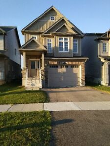 Immaculate 3 Bedroom Single Detached Home  With Garage