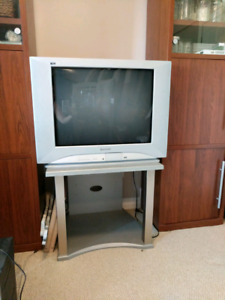 Like new TV and Stand!