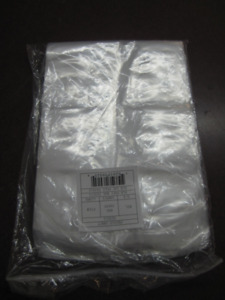 """Poly Bags - 5"""" by 3"""" by 15"""""""