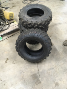 ATV TIRES FOR SALE!!! NEW PRICE!!!!!!!! LOW LOW
