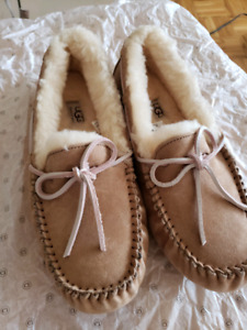 Authentic UGG slippers - women's size 8