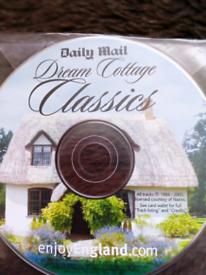 Dream Cottage Classics CD Music.