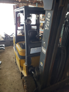Yale Forklift | Buy or Sell Heavy Equipment in Ontario