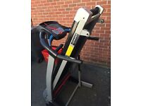 Roger black gold medal treadmill