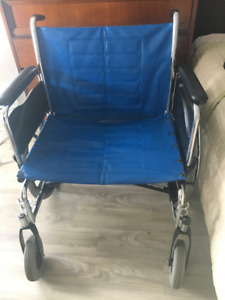 Fauteuil roulant Invacare Tracer IV