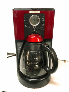 Mr. Coffee 12 Cup Programmable Coffeemaker