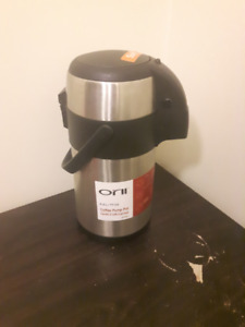 Coffee Caraffe/Thermos with Pump