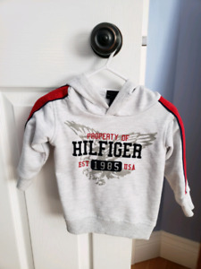 Tommy Hoodie Size 12 months